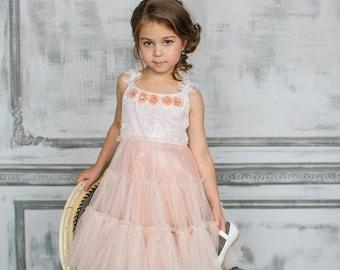 GERMINI Special Occasion Girls Dress