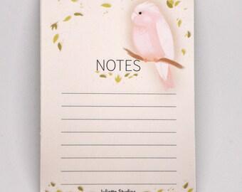 Soft Birdie Notes