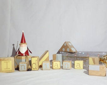Children's Stacking blocks - Sunshine series