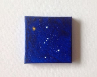 Orion Constellation Miniature Painting