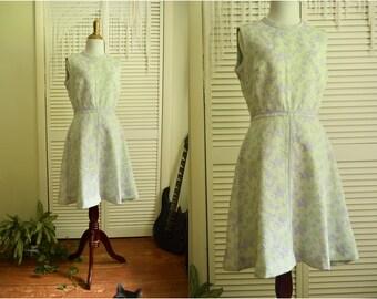 Green and Purple Kay Windsor Dress
