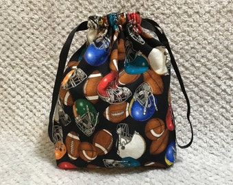 Football Treasure Bag