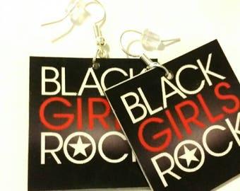 84 Black Girls Rock Red