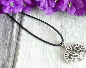 Silver Tree of Life Necklace, Celtic Tree Of Life Pendant, Tree of Life Jewelry, Tree Necklace, Celtic Tree, Celtic Jewelry, Best Gift