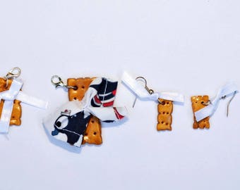 Vanilla cookie set