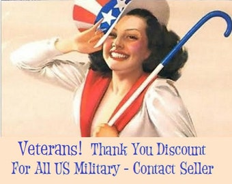 U.S. Military Discount Code, Veterans, USMC, Coast Guard, Army, Navy, Air Force, Marines, Thank You For Your Service