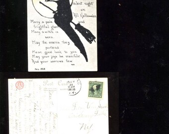 10 Dollars Off Vintage 1912 FA Owen of Dansville NY Posted