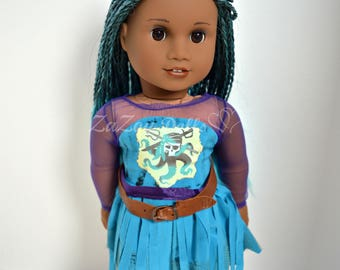 Zazou Dolls Character WIG  for 18 Inch dolls such as Journey, Our Generation and American Girl