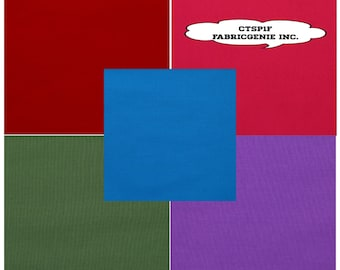 "Stretch Cotton Poplin Fabric ""CTSP1F"""