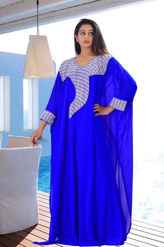 Maxi Plus clothing dress Plus Dubai dress dress Elegant Abaya Kaftan dress African Party size Caftan kaftan size Dress clothing rwq0vnSOr