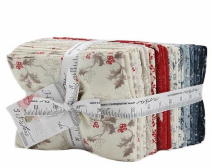 Holly Woods by 3 Sisters for Moda Fat Quarter Bundle 40 FQ