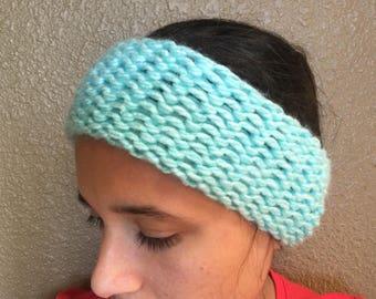 Knit Headband Earwarmer