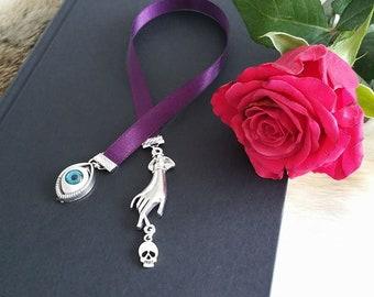 Ribbon Bookmark ' touching Juliette '-Juliette