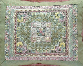 Images of India Needlepoint Complete Kit