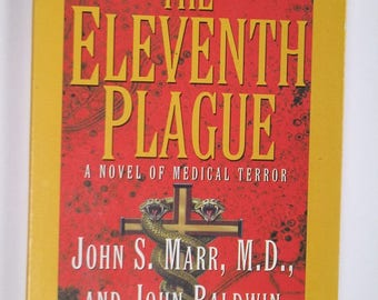 Vintage Audio Book The Eleventh Plague by John Marr and John Baldwin