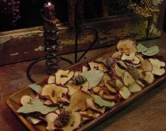 Dried Apple Slices Spring Bowl Filler