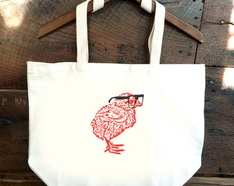 Lucky Chick Market Tote