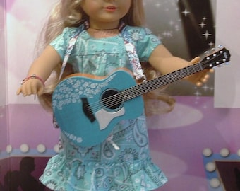 Tenney on Stage for American Girl Dolls