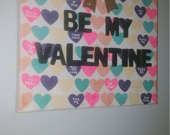 Valentine' Day Canvas