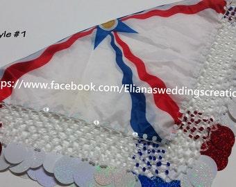 Assyrian's flag scarf (Yalekhta at baydekh)