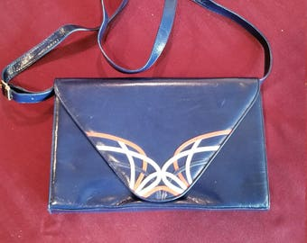 Vintage Bally Leather Purse