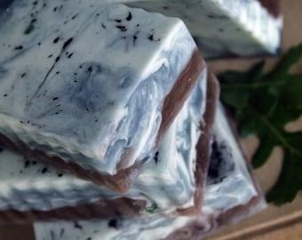 Blue Oak Olive Oil Bar Soap for Men