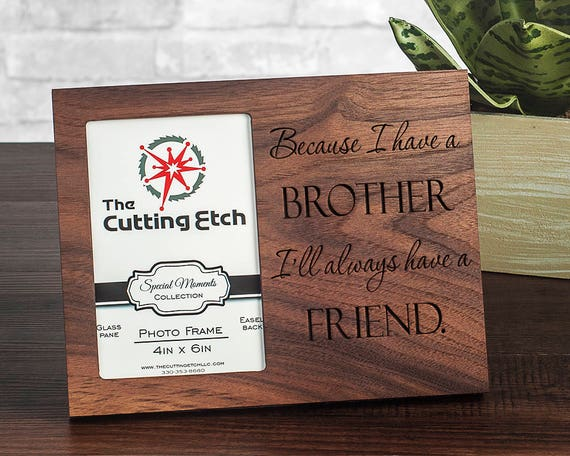 Personalized Brother Gift Ideas Brother Picture Frames for