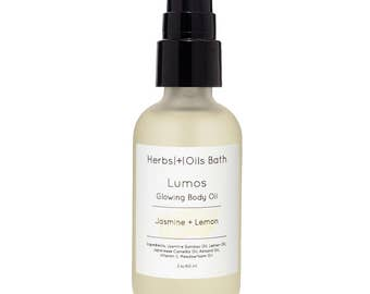 Lumos Glowing Body Oil