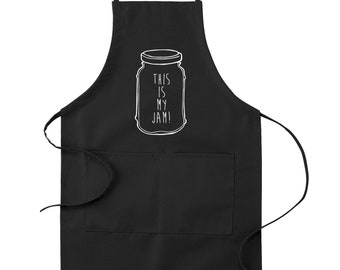 This Is My Jam Two Pocket Apron