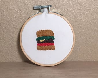 Hamburger Embroidery