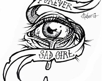 Forever Sad Girl