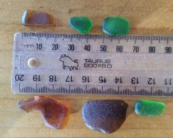 Genuine New Zealand Sea Glass