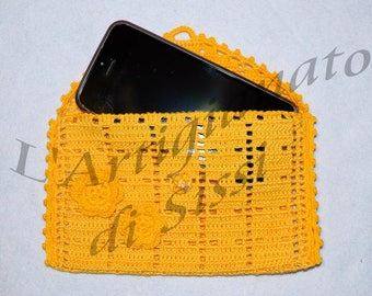 Mobile door crochet medium and large sizes, also decorated and customizable