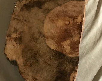 Rustic, Live Edge, Salvaged, Maple Slab