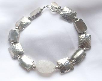 Thai Karen Hill Tribe Silver Bracelet