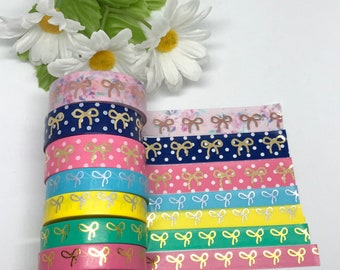 """Simply Gilded Washi, Exclusive Design, 24"""" samples"""
