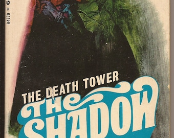 Bantam, Maxwell Grant: The Death Tower 1969