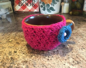 Over sized Coffee mug cozy