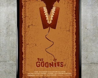 The Goonies 11x17 Movie Poster