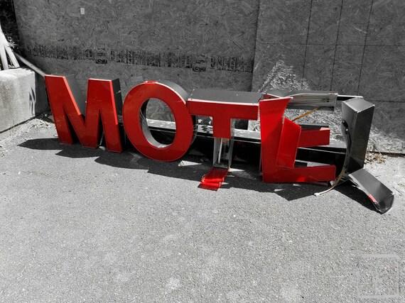 """Motel,"" Huntington, New York, 2015."