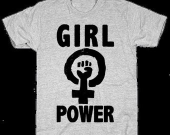 Girl Power T Shirt in stock fast shipping 20.00