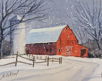 Rich Templeton's Farm