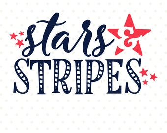 4th of July Iron on file, Stars and Stripes SVG file, 4th of July svg, Fourth of July Shirt SVG file, 4th of July DXF, Patriotic svg