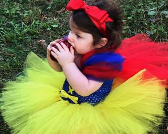 Snow White Baby Girls Childrens Costume