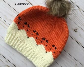 The Reynard Hat - Crochet Pattern