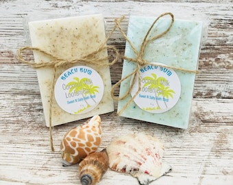 Beach Bum Coconut Milk Bar/Ocean Mist/Tahitian Vanilla