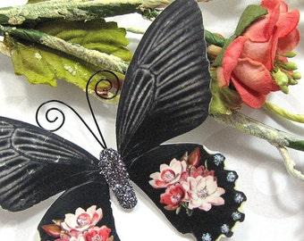 Butterfly Embellishments Hannah
