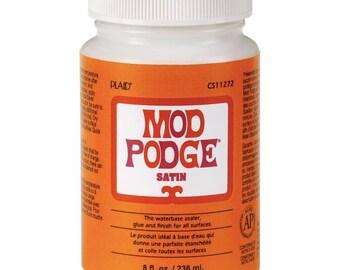 Mod Podge, 8 oz, Satin