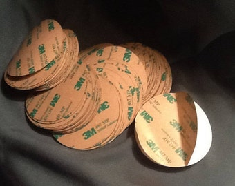 3M Double Faced Adhesive Tape Circles