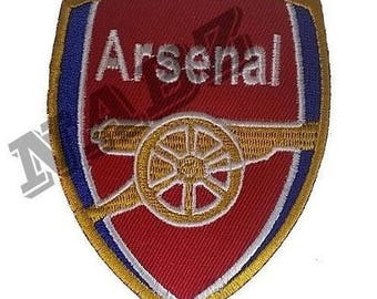 Football Club Embroidery iron Sew on Patch Badge